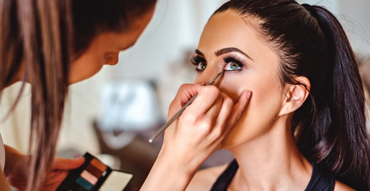 Why should I go to a professional makeup artist when I already have access to a wide range of online tutorials?