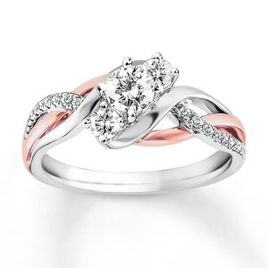 A great alternative to the classic wedding ring
